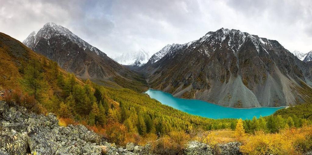 Туры с кэшбэком на Алтай
