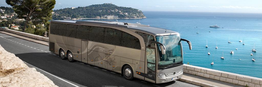 Автобусные туры на море 2020