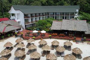 BuBu Beach Resort. Перхентианы.