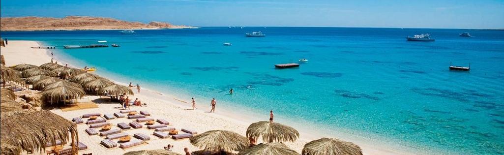 Чартеры в Египет: отдых на море