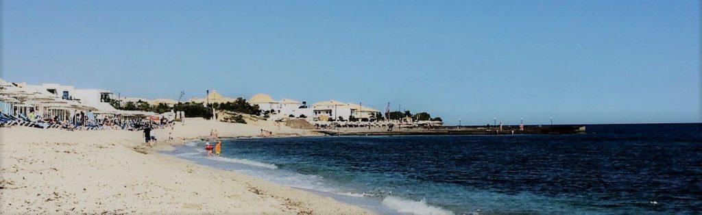 Греция.Крит. Пляж отеля Aldemar Cretan Village 4*+
