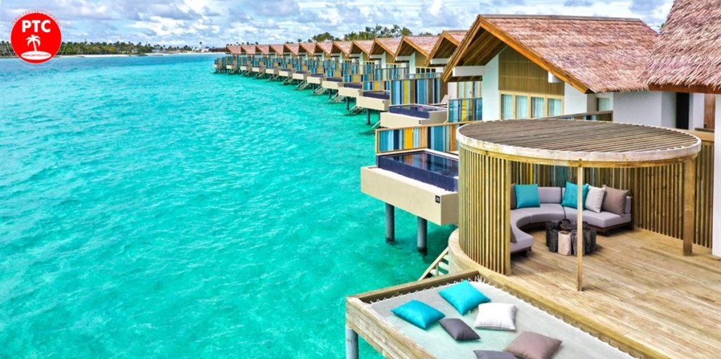 CROSSROADS Maldives - Hard Rock Hotel & Resort