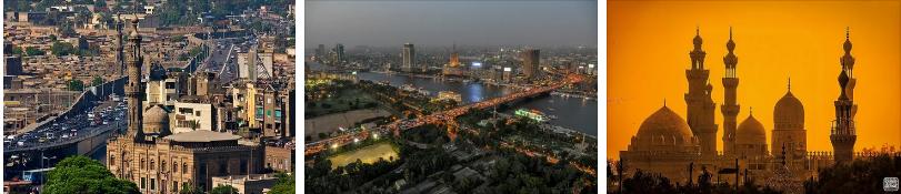Чартеры в Каир