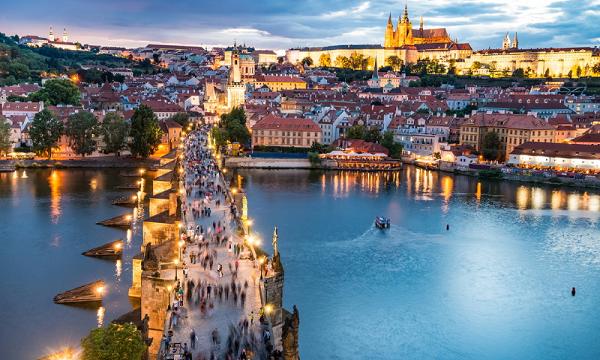 Туры в Прагу. Карлов мост.