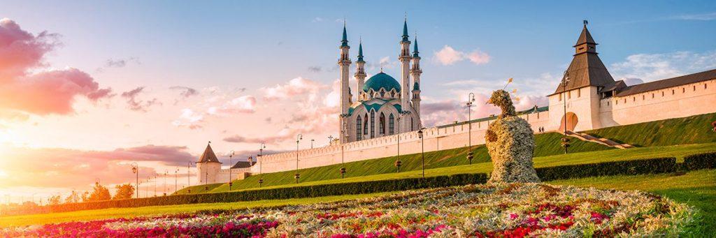 Автобусные туры из Перми в Казань на экскурсии и в аквапарки