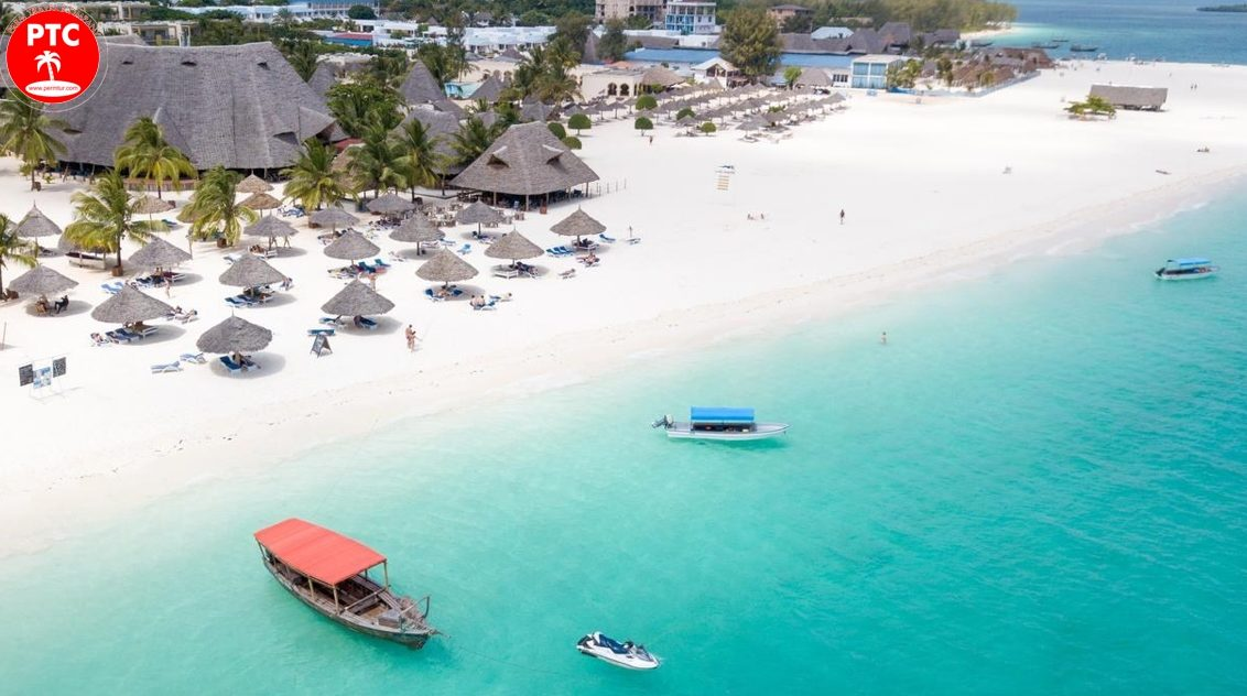 Пляжи Занзибара: Кендва