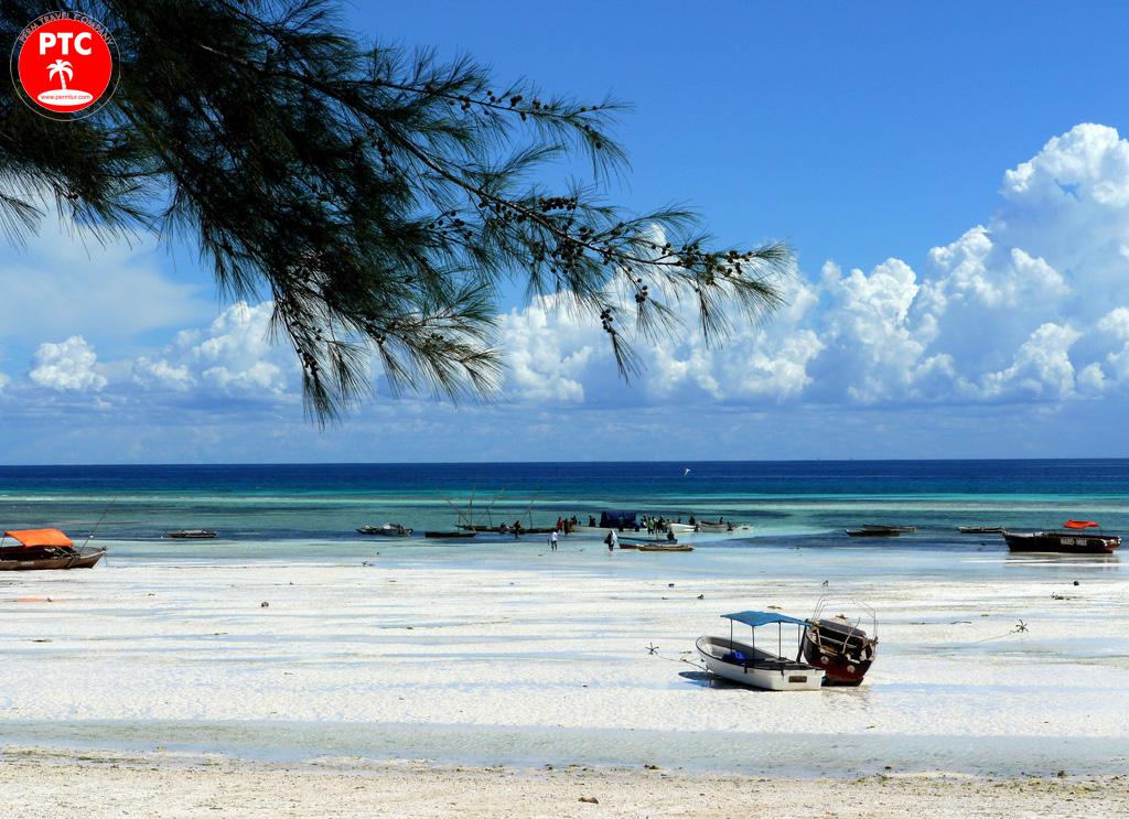 Пляжи Занзибара: Кизимкази
