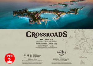 CROSSROADS MALDIVES