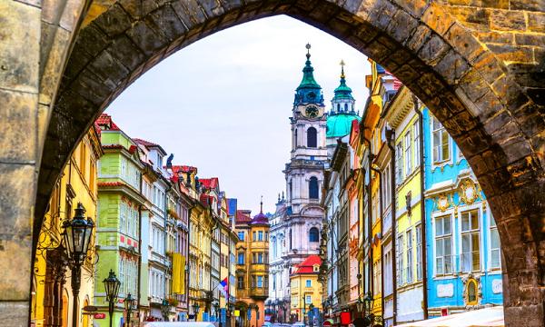Туры в Прагу. Мала страна.
