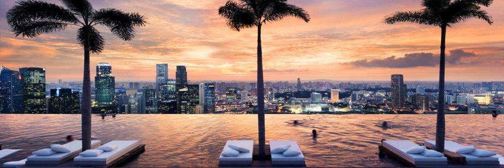Туры в Сингапур. Отель Marina Bay Sands 5*.