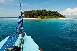 Острова Ментавай. Суматра, Индонезия.