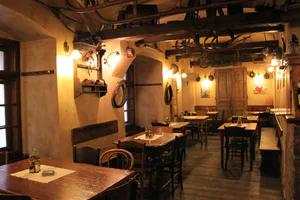 Mlejnice Restaurant. Рестораны Праги.