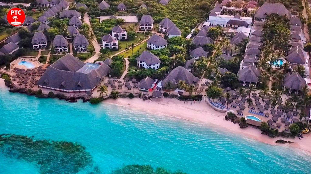 Занзибар туры в My Blue Nungwi Beach Resort 4*