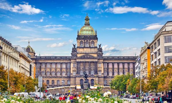 Туры в Прагу. Национальный музей.