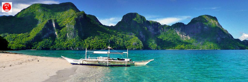Остров Палаван Филиппины.