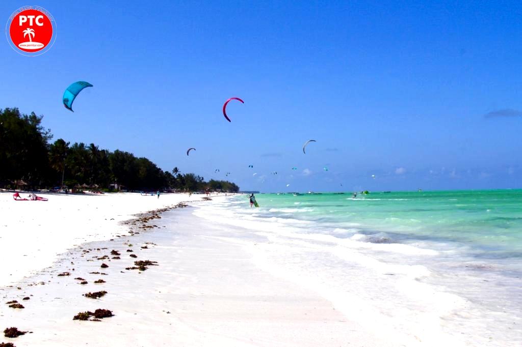 Пляжи Занзибара: Паже