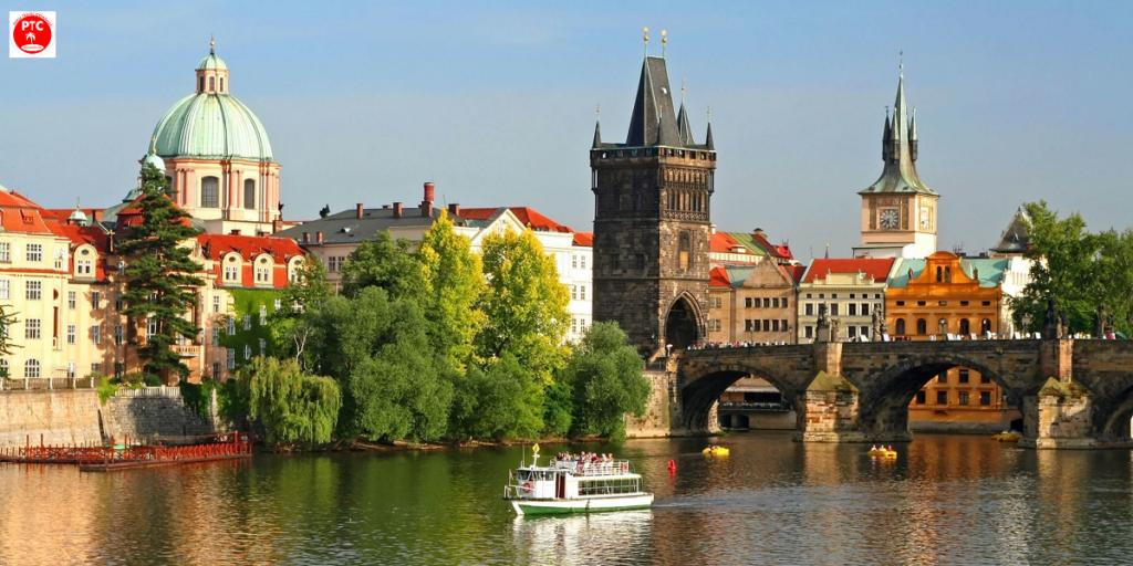 Чехия туры 2020. Прага из Перми.