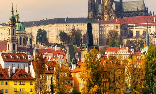 Туры в Прагу. Пражский град.