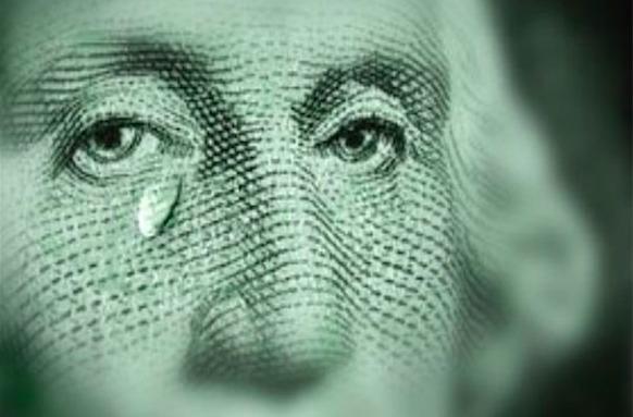 Рубль обвалился - доллар плачет. Курс валют 2020.