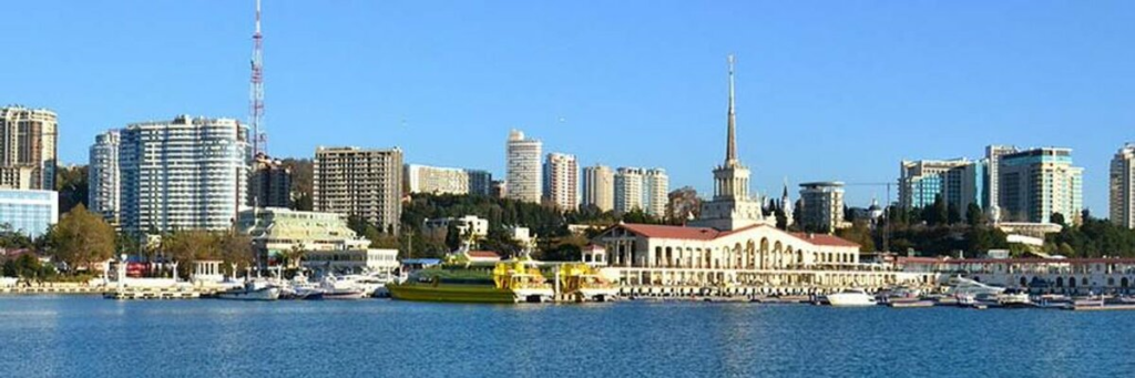 Какие санатории открываются в июне в Сочи