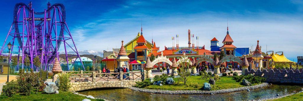 Сочи из Перми 2020. Сочи парк.