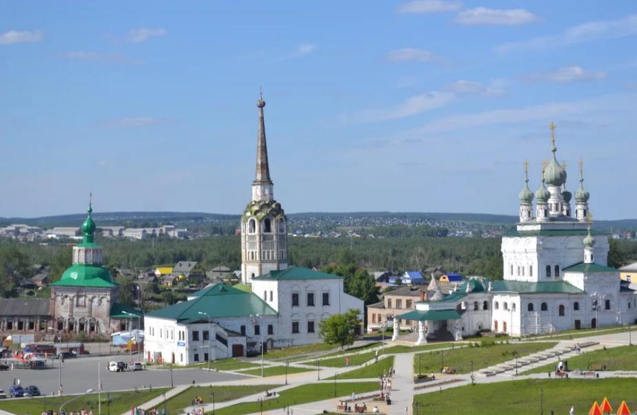 Экскурсии по Пермскому краю