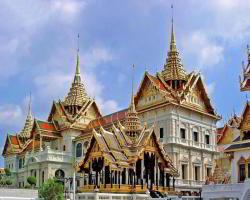 Тур 2 столицы Таиланда