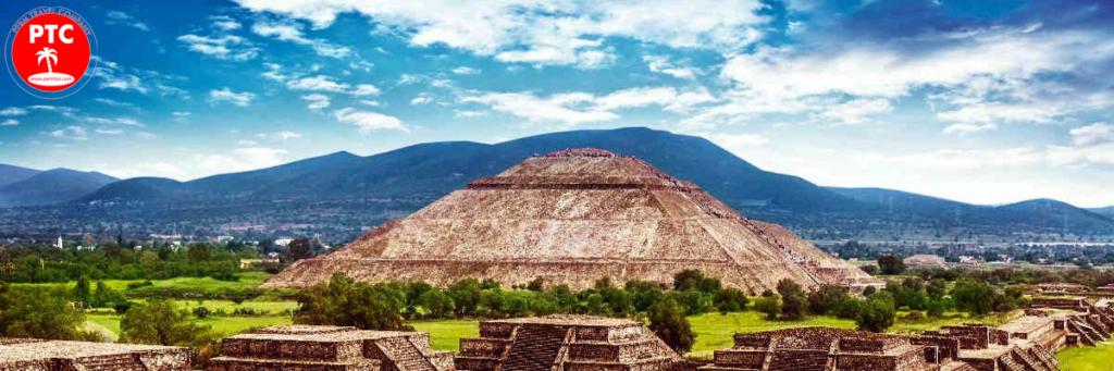 Мехико: Теотиуакан
