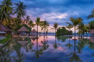 Oberoi Beach Resort, Lombok