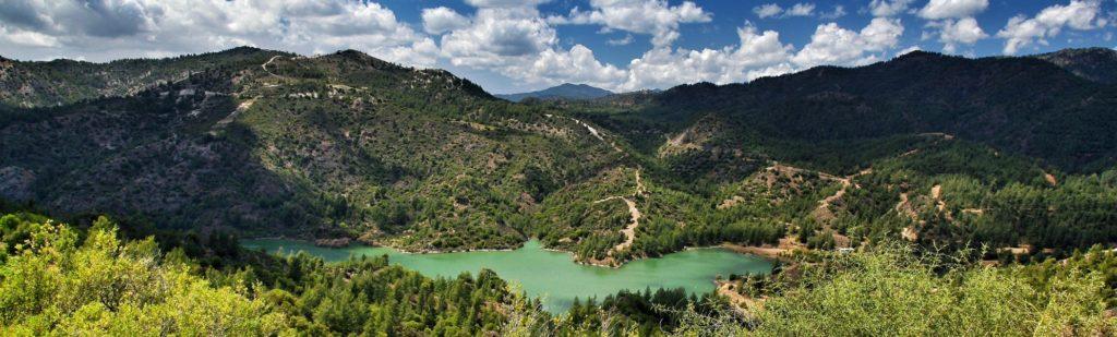 Кипр. Национальные парки.