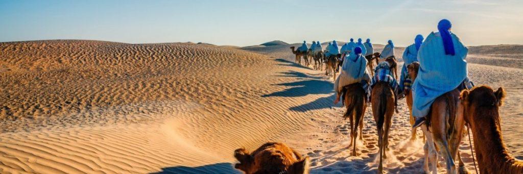 Туры из Перми в Тунис. Пустыня Сахара.