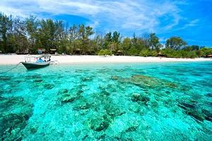Острова Гили. Ломбок Бали.