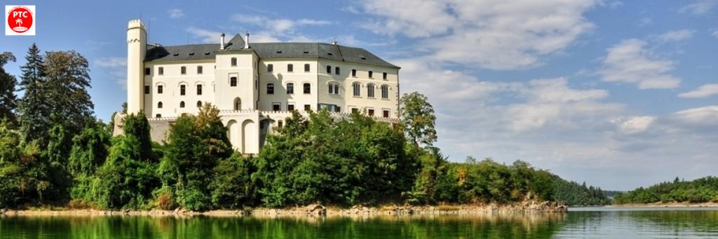 Горящие туры в Чехию из Перми. Замок Орлик.